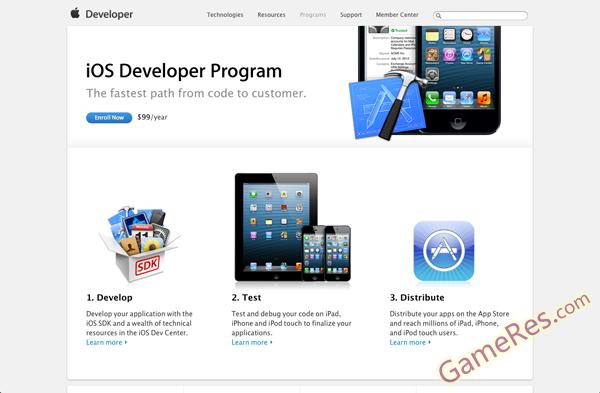 如何向App Store提交��用